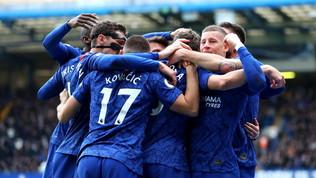 Chelsea formato Champions, il Tottenhamdi Mou deve inchinarsi