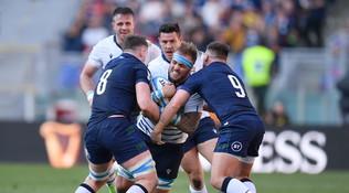 Italia, incubo infinito: con la Scozia finisce 0-17