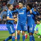 Serie A: Spal-Juventus 1-2, CR1000 e Ramseyaffossano Di Biagio