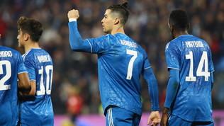 La Juve torna a vincere in trasferta