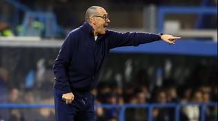 """Sarri: """"Preso gol dal Varche non funzionava, se succedeva il contrario..."""""""