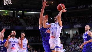 L'Italbasket concede il bis: battuta anche l'Estonia 87-81