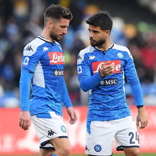 Napoli senza Koulibaly, Mertens a caccia del record | Barça, con Messi c'è Ansu Fati