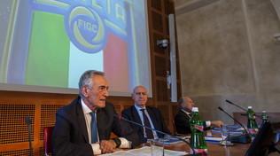 Serie A: la Figc ha chiesto di giocare a porte chiuseLIVE