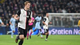 """De Ligt è sicuro: """"Abbiamo le qualità per vincere la Champions"""""""