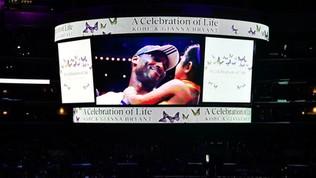 A Los Angeles l'ultimo saluto a Kobe Bryant