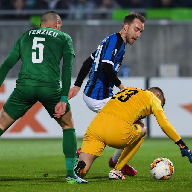 Inter-Ludogorets a porte chiuse: adesso è ufficiale