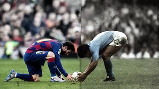 """Al San Paolo arriva Messi, Napoli si prepara a una notte da Maradona: """"Facciamo la storia"""""""