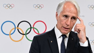 """Malagò sicuro: """"Le Olimpiadi si faranno assolutamente"""""""