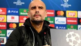 """City, Guardiola: """"Giochiamo contro il re della Champions, Zidane uno dei più grandi"""""""