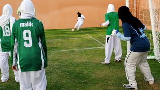 L'Arabia abbatte un altro tabù: annunciato campionato femminile