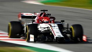 Kubica si conferma leader con l'Alfa, i due ferraristi lontani
