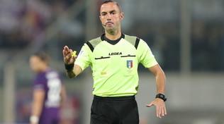 Serie A, non cambiano gli arbitri: Juve-Inter a Guida