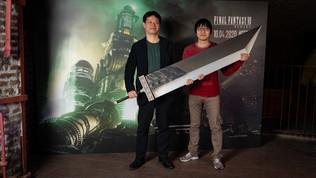 Final Fantasy VII Remake. tornano le avventure di Cloud