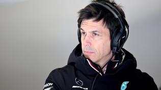 """Wolff: """"Mercedes favorita? Prudenza. Red Bull più forte della Ferrari"""""""