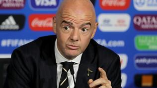 Fifa, il piano di Infantino: 10 punti per ridisegnare il calcio