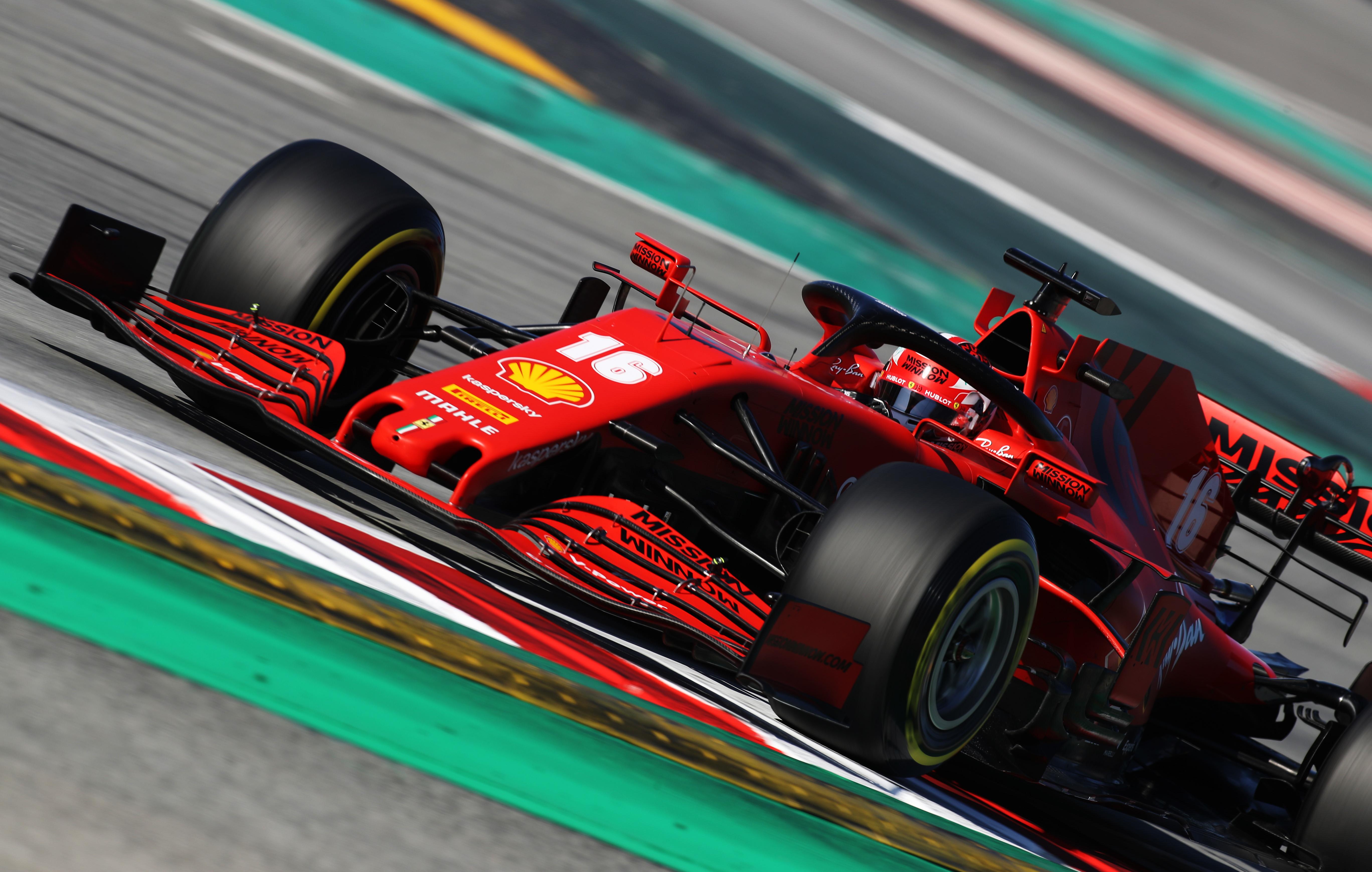 A Barcellona ultima giornata di prove prima dell'inizio del Mondiale di F1.