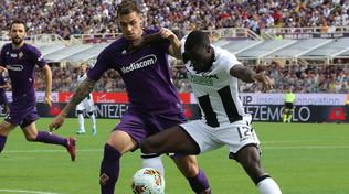 Udinese-Fiorentina a porte chiuse? La Regione chiede il rinvio