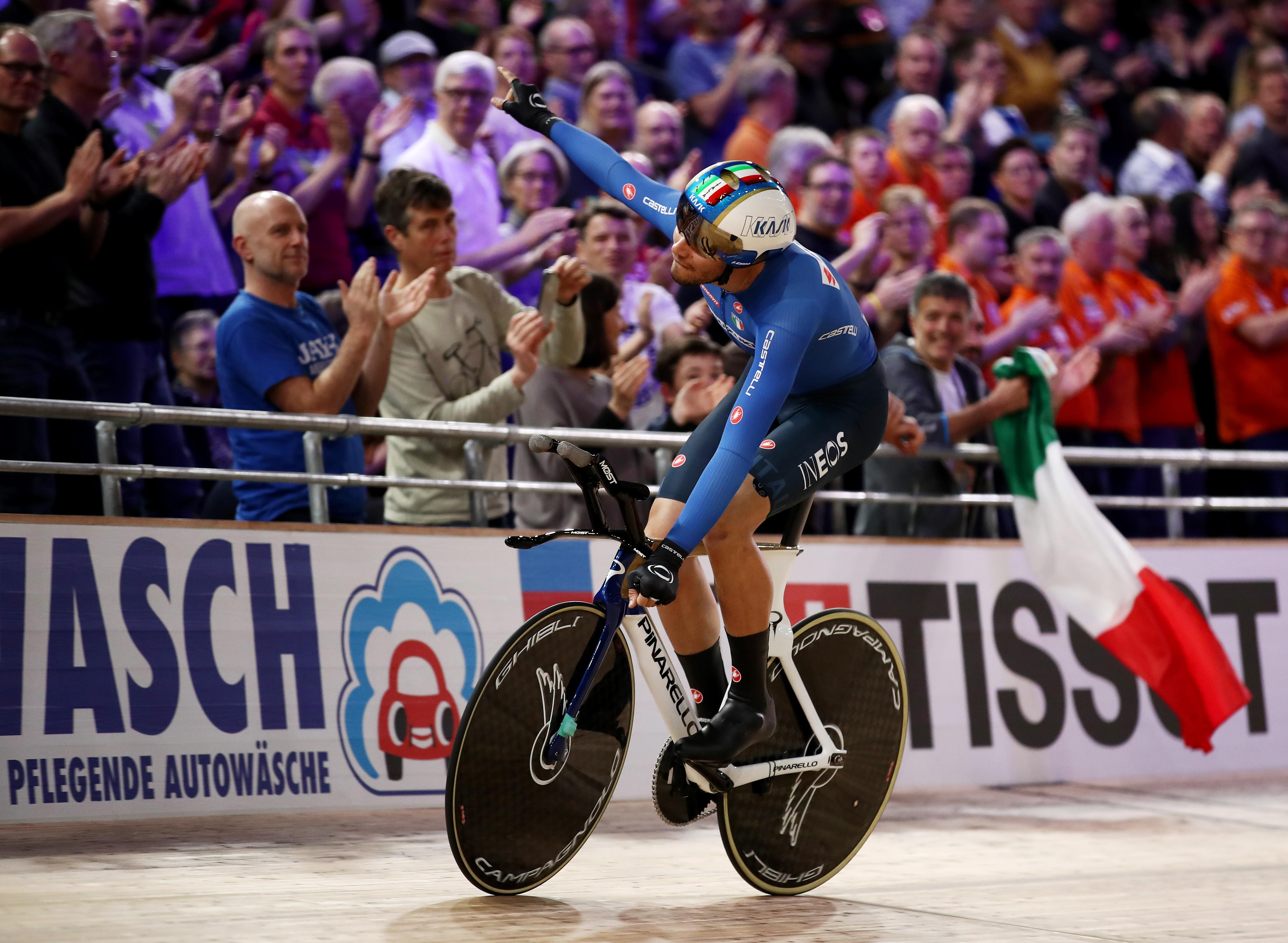 Il piemontese ha battuto l'americano Ashton Lambie nella finale per il titolo a Berlino