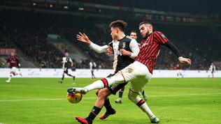 Coppa Italia, Juve-Milan: si va verso il divieto ai tifosi dalle zone a rischio