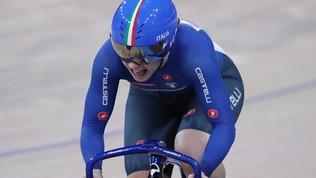 Mondiali pista ciclismo: Paternoster-Balsamo beffate dalla Francia, ma le azzurre sono terze nella madison