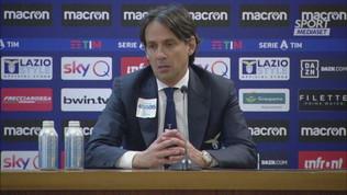 """Lazio,""""Inzaghi: """"Sono 4 anni che questa squadra mi regala emozioni"""""""""""""""