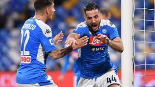 Il Napoli aggancia l'Europa: sesto ko di fila per il Toro