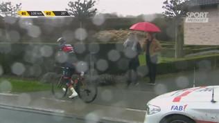 Stuyven trionfa alla Omloop Het Nieuwsblad