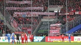 """Striscioni contro Hopp, Bayern: """"Che vergogna, quei tifosi fuori dalla curva"""""""