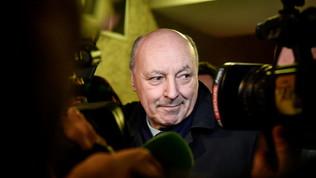 """Marotta: """"Senza Juve-Inter non sarebbe successo tutto questo"""""""