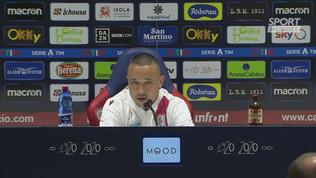 """Cagliari,""""Nainggolan: """"In questo momento ci va tutto storto"""""""