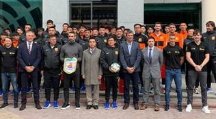 Calcio alla paura: Wuhan Zall al Bernabeu per il Clasico