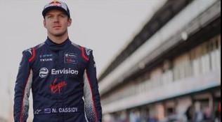 Cassidy il più veloce nei rookie test a Marrakech