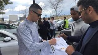 """Vinicius: """"CR7 nel nostro spogliatoio"""". Madrid sogna il ritorno"""