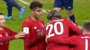 Bayern Monaco-Dinamo Zagabria oggi su Mediaset