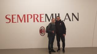 13mila km per non vedere il Milan, il club lo premia così