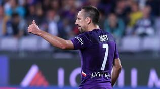 Fiorentina, messaggio ai tifosi: Ribery sta per tornare