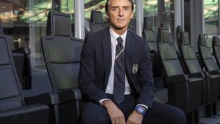 """Mancini: """"Buon gruppo, ma adesso pensiamo all'Europeo"""""""