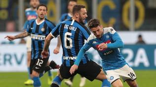 Salta anche l'altra semifinale: rinviata Napoli-Inter