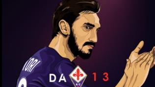 """Fiorentina, la dedica di Commisso ad Astori: """"Ricorderemo sempre il nostro capitano"""""""