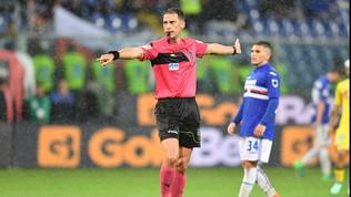 Dalla Serie A alle coppe locali inglese: riecco Gavillucci
