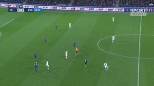 Capolavoro Mbappé, che gol!