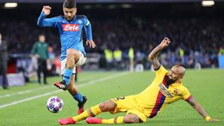 Champions, speranza porte aperte per Barcellona-Napoli: biglietti in vendita