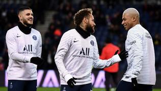 Icardi furioso con Neymar e Mbappé, riscatto in bilico