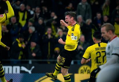 Lukasz Piszczek (Borussia Dortmund) - 92.3