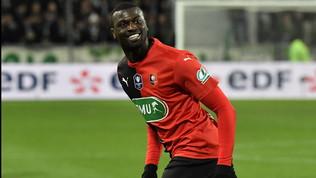 Niang non basta, il St.Etienne ribalta il Rennes