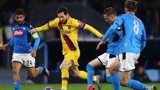 """Spagna, il ministro della Salute: """"Barça-Napoli a porte aperte"""""""