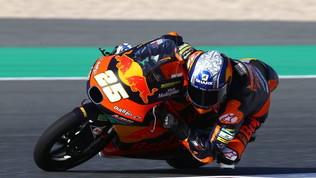 Moto3:Fernandez il migliore, Arbolino 6°