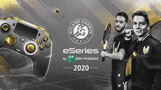Le Roland-Garros eSeries by BNP Paribas incoronano il campione