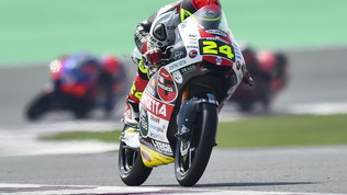 Moto3: Suzuki conquista la pole, Migno 7°